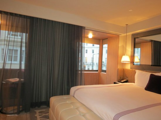 Belgraves, a Thompson Hotel: Chambre 202