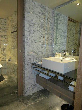 The Hari: Salle de bain