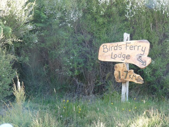 Welcome to Birds Ferry Lodge