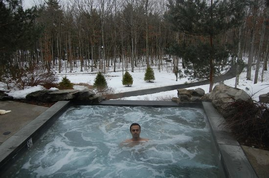 The Lodge at Woodloch: Horizon Whirlpool