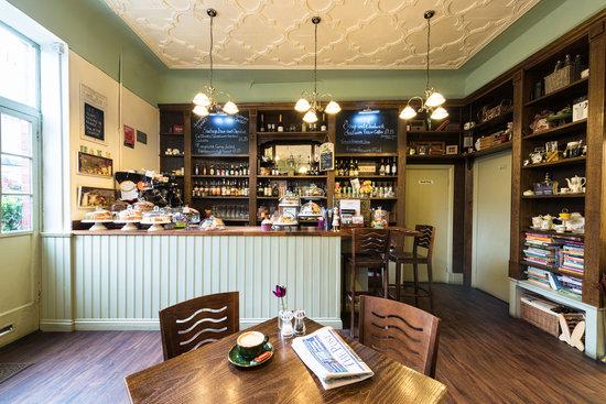 Aubergine Cafe, West Kirby