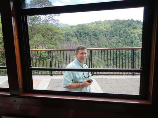 Down Under Tours - Day Tours: Kuranda Train and Skyrail Tour : Cairns in 2 Days
