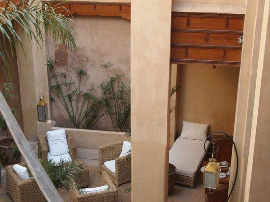 Al Ksar Riad & Spa: zona comun