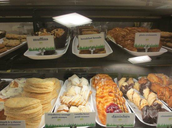 San Diego, Техас: Pastries