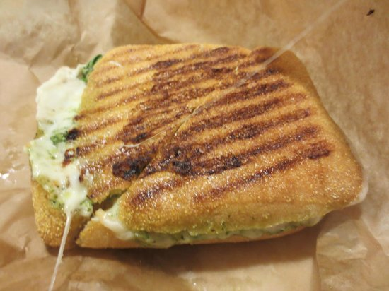 Gro Cafe: Panini