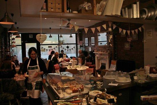 Tea Room Wallasey Village