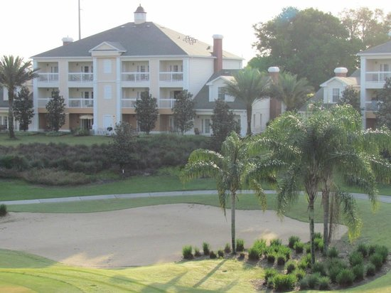 Reunion Resort, A Salamander Golf & Spa Resort: view from our condo