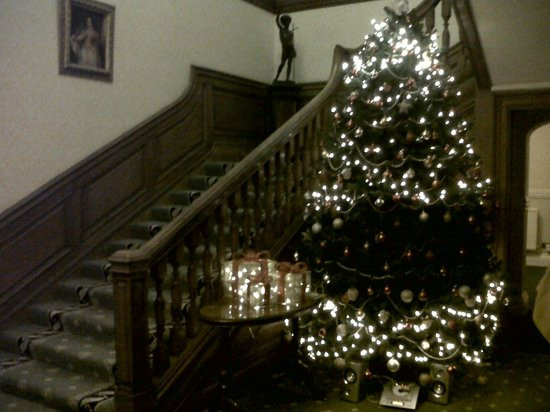 Judges Country House Hotel: Stairs