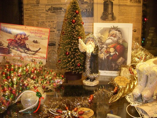 Westphal Mansion Inn Bed & Breakfast: Bethany Lowe Christmas items & collectables found in our new Boutique onsite
