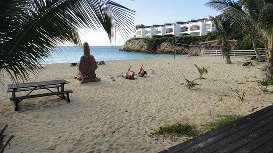 SXM Yoga: Yoga @ the Beach