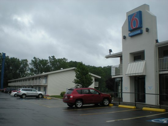 Motel 6 Boston South - Braintree: Esterno