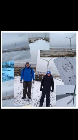 Whitelee Wind Farm Visitor Centre: Awesome