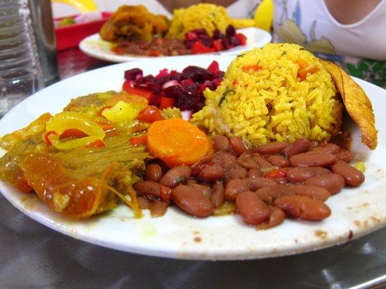 Restaurante Coroncoro: Menu del Dia