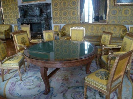 Grand trianon salon de famille de louis philippe photo for Salon louis philippe