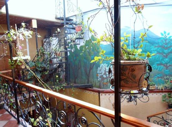 Hotel Real de Santo Domingo : una panorama de la pintura