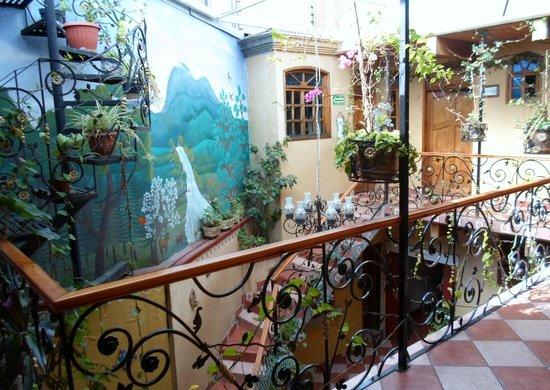 Hotel Real de Santo Domingo : Hermosa vista de pintura