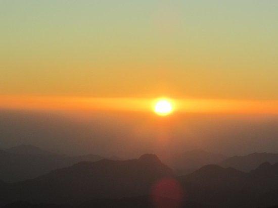 Mount Sinai: Well worth the climb