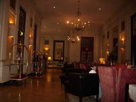 The Bloomsbury: Lobby