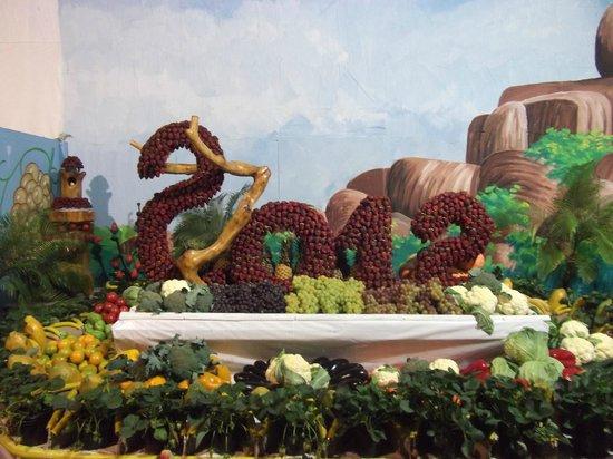 Festa de Flores e Morangos de Atibaia: Um 2012 feito de morangos