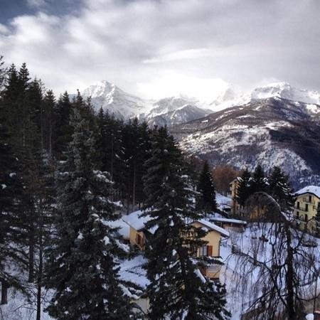 Hotel La Torre SPA & Restaurant: Dalla nostra stanza, di mattino