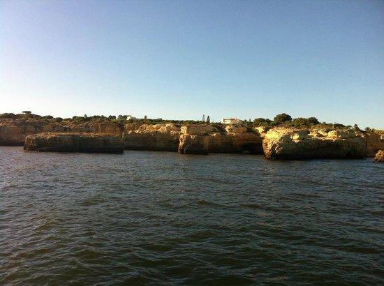 Rio Apartments : boat ride from the marina