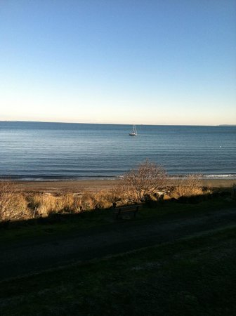 Red Lion Hotel Port Angeles: Beautiful water view