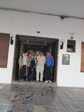 Casa Andina Classic Cusco Plaza: entrada del hotel