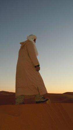 Dar El Janoub: Sun rise Erg Chebbi