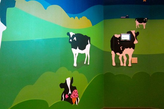 Ben & Jerry's: Wall deco
