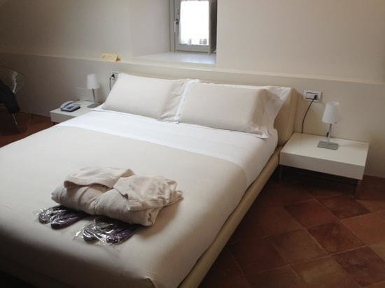 Nun Assisi Relais & Spa Museum: suite