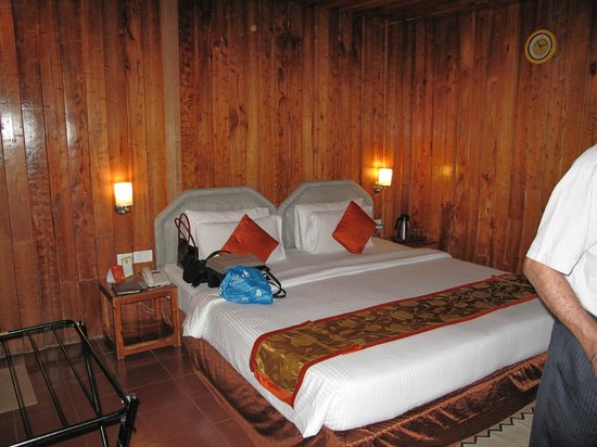 Thekkady - Woods n Spice, A Sterling Holidays Resort: Chambre