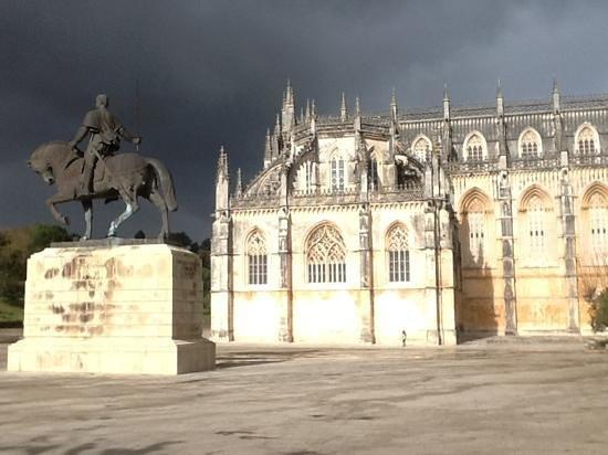 Batalha, Portogallo: Mosteiro