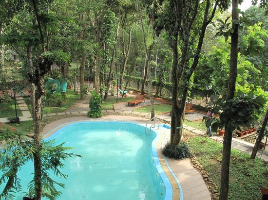 Thekkady - Woods n Spice, A Sterling Holidays Resort: Piscine