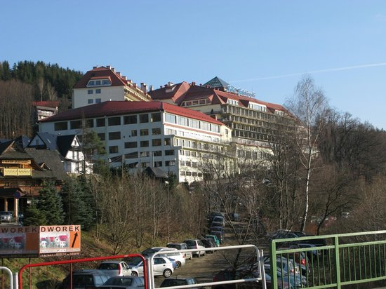 Hotel Golebiewski : Отель