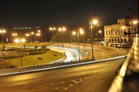 Casa Particular Sr. Wilfredo Carrasco: dal balcone di notte