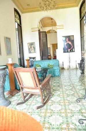 Casa Particular Sr. Wilfredo Carrasco: il soggiorno