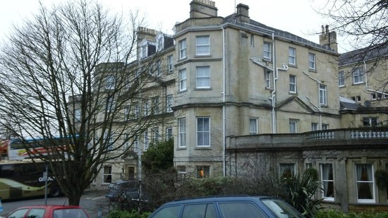The Lansdown Grove Hotel: Hotel exterior