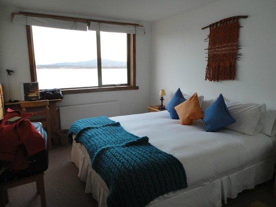 Weskar Patagonian Lodge: Habitación