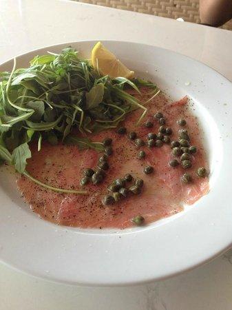 Cafe Del Mar: Tuna Capriccio