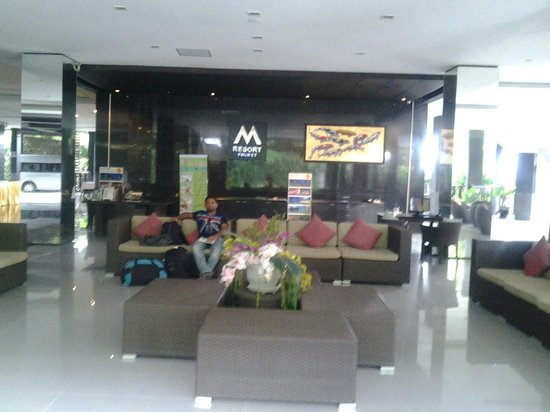 Casa Del M, Patong Beach: The hotel