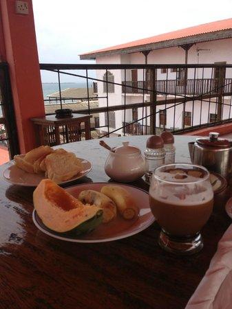 Malindi Guest House: breakfast