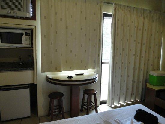 Paraiso Palace Hotel II e III: Habitacion