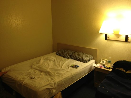 Motel 6 Pompano Beach : Standard room