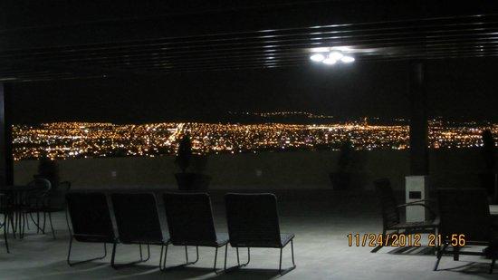 Crowne Plaza Queretaro Diamante: Hermosa noche