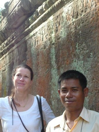 Angkor Tour Guide Day Tours : Sophea