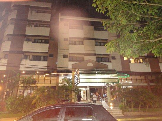 Paraiso Palace Hotel II e III: Frente de hotel