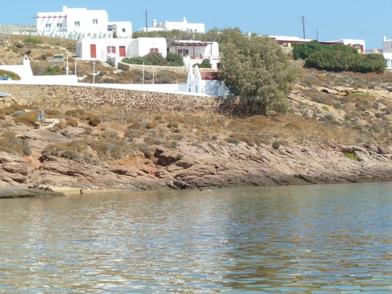 Agios Sostis Accommodation