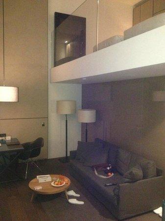 Conservatorium Hotel: my amazing duplex suite