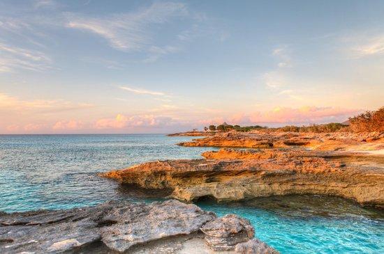 Amanyara: View from Ocean Pavilion