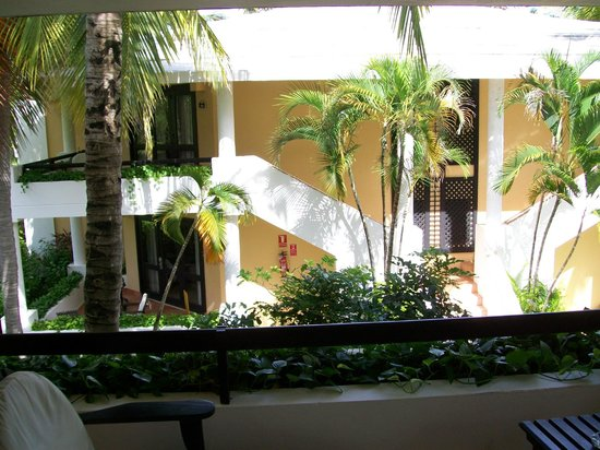 Bavaro Princess All Suites Resort, Spa & Casino: View from room 803